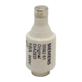 Fusível Diazed Retardo 16A 5SB261 Siemens