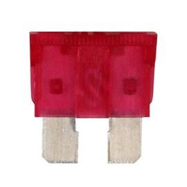 Fusível Lâmina Médio 10A Vermelho Arsolcomp