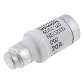 Fusível Neozed 20A Siemens