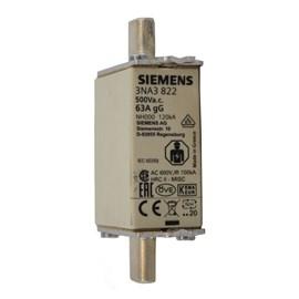 Fusível Nh000 Ret  63a 3na3822 Siemens