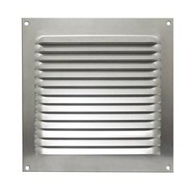 Grade de Ventilação Quadrada 190x190mm GRA-200 Alumínio Otam