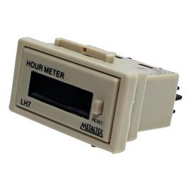 Horímetro Digital De Contato Seco Metaltex