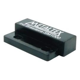 Imã Para Sensor Magnético Preto Metaltex - SM1000