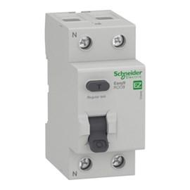 Interruptor Diferencial Residual 2 Pólos 25A 30MA Schneider
