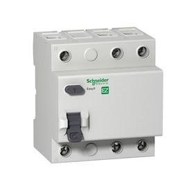 Interruptor Diferencial Residual 3 Pólos 63A 30MA Schneider