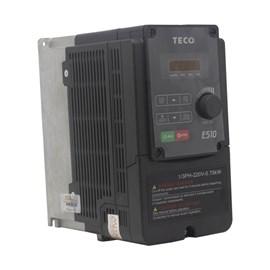 Inversor de Frequência Vetorial Monofásico/Trifásico E510-201-H 220V 1HP Metaltex