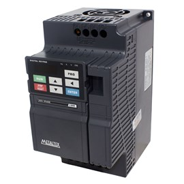 Inversor de Frequência Vetorial Monofásico/Trifásico IF20-203-1 220V 3HP Metaltex