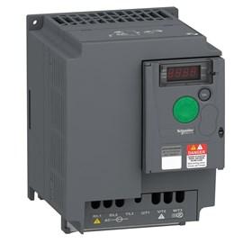 Inversor de Frequência Vetorial Trifásico 380-460V ATV310HU22N4E 5,5HP Schneider
