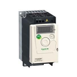 Inversor de Frequência Vetorial Trifásico ATV12H0 220V 1HP Schneider