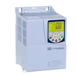 Inversor de Frequência Vetorial Trifásico CFW500C24P0T2DB20 220V 7.5HP WEG