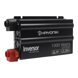 Inversor de Onda Modificada 1000W 12VDC/127V Hayonik