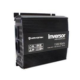 Inversor de Onda Modificada 1500W 12VDC 127V Hayonik