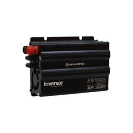 Inversor de Onda Modificada  200W 12VDC/127V USB 50080 Hayonik