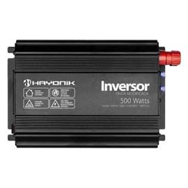 Inversor De Onda Modificada 500W 12VDC/127V USB Hayonik