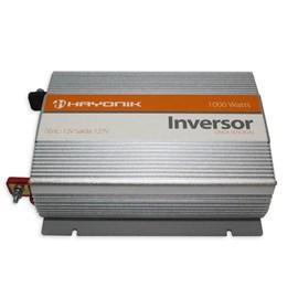 Inversor de Onda Senoidal 1000W 12VDC/127V USB 48453 Hayonik