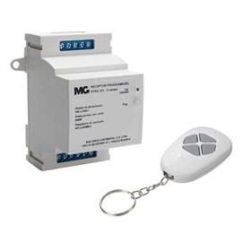 Kit Controle Remoto Transmissor + Receptor De 4 Canais Margirius