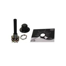 "Kit Remoto Potenciômetro 30 Segundos ¼"" 40mm Digimec"