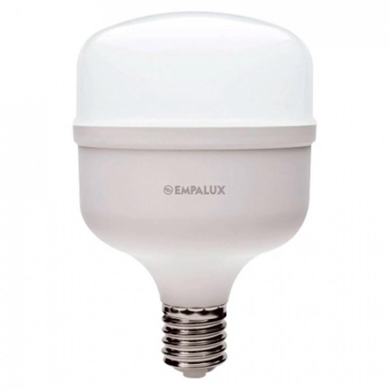 Lâmpada Alta Potência LED 40W Luz Branco Frio Bivolt E27 Empalux