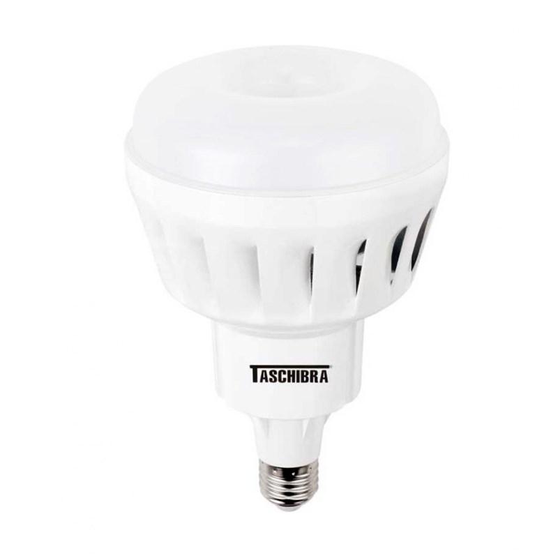Lâmpada Alta Potência LED 80W Luz Branco Frio Bivolt E40 Taschibra