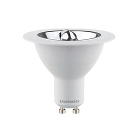 Lâmpada AR 70 LED 4,8W Luz Branco Quente Bivolt GU10 Save Energy