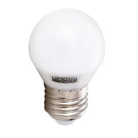 Lâmpada Bolinha LED 6W Luz Branco Frio Bivolt Luminatti