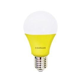 Lâmpada Bulbo LED 10W Luz Branco Quente Bivolt E27 Empalux