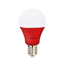 Lâmpada Bulbo LED 10W Luz Vermelha Bivolt E27 Empalux