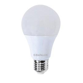 Lâmpada Bulbo LED 12W Luz Branco Quente Bivolt E27 Empalux