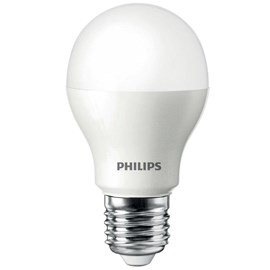Lâmpada Bulbo LED 4,5W Luz Branco Frio Bivolt E27 Philips