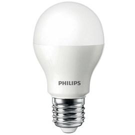 Lâmpada Bulbo LED 4,5W Luz Branco Quente Bivolt E27 Philips