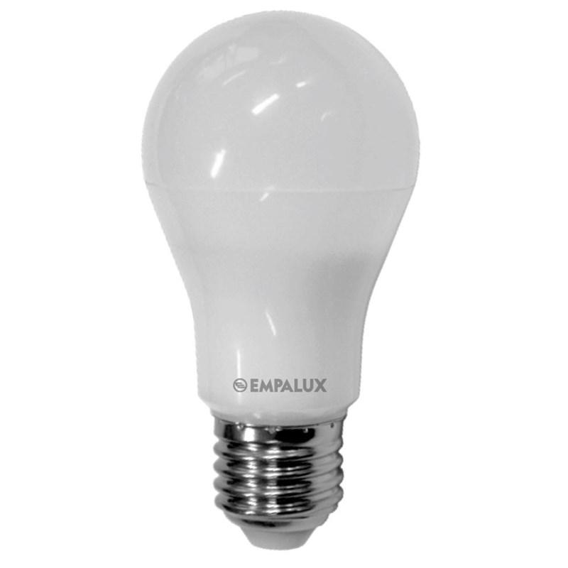 Lâmpada Bulbo LED 4,9W Luz Branco Frio Bivolt E27 Empalux