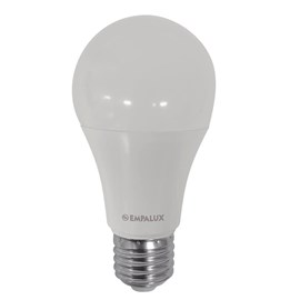 Lâmpada Bulbo LED 7W Luz Branco Quente Bivolt E27 Empalux
