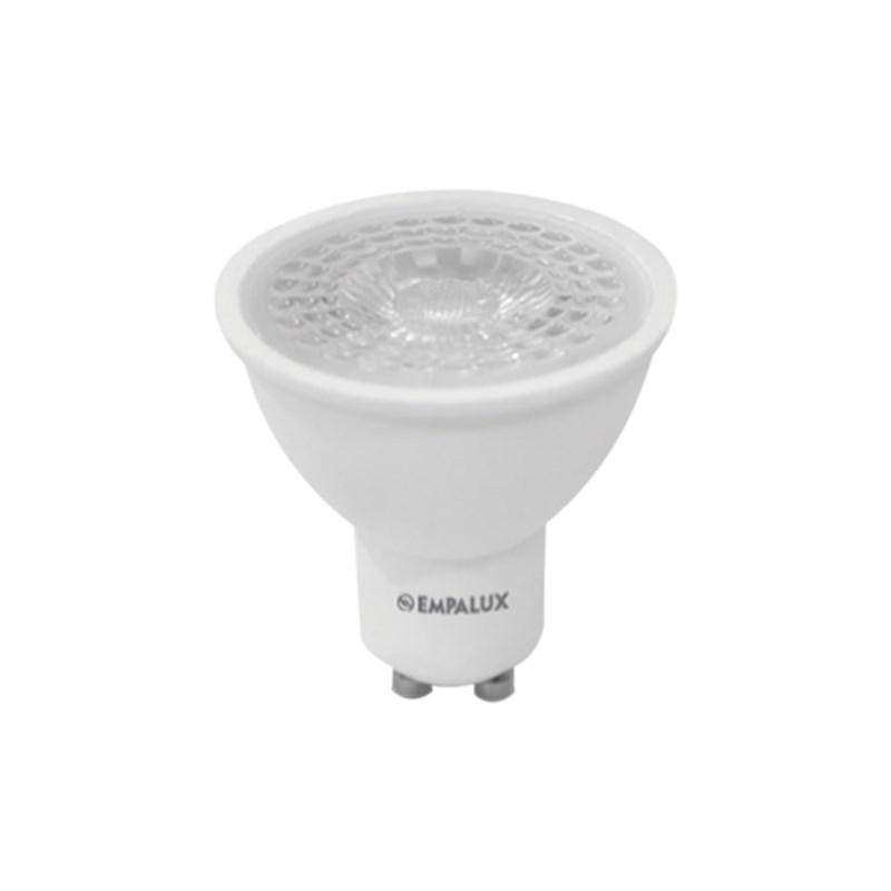 Lâmpada Dicróica LED 4,9W Luz Branco Frio Bivolt GU10 Empalux