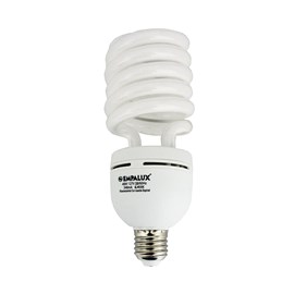 Lâmpada Espiral 46W 220V Luz Branca Empalux