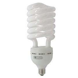 Lâmpada Espiral E27 85W 220V Luz Branco Frio Foxlux