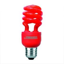 Lâmpada Espiral Vermelha 26W 127V Taschibra