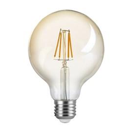 Lâmpada Filamento Vintage LED 4W Luz Branco Quente Bivolt E27 Save Energy
