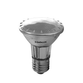 Lâmpada Halógena PAR 20 50W Luz Amarela 220V Empalux