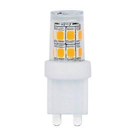 Lâmpada Halopin LED 3W Luz Branco Frio 127V G9 Luminatti