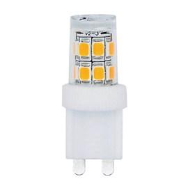 Produto Lâmpada Halopin LED 3W Luz Branco Quente 127V G9 Luminatti