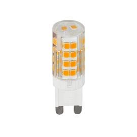 Lâmpada Halopin LED 4W Luz Branco Quente 127V G9 Luminatti