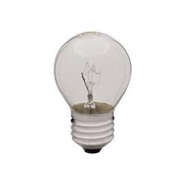 Lâmpada Incadescente Bolinha 25W Luz Branco Quente 220V E27 Empalux