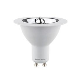 Lâmpada LED AR 70 4,8W Luz Branco Frio Quente Bivolt GU10 Save Energy