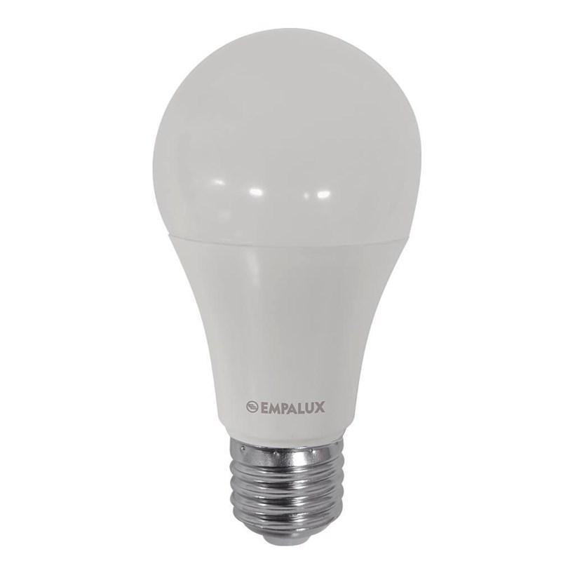 Lâmpada LED Bulbo 15W Luz Branco Frio Bivolt Empalux