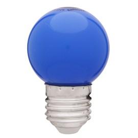 Lâmpada LED Bulbo 4,9W Luz Branca Taschibra