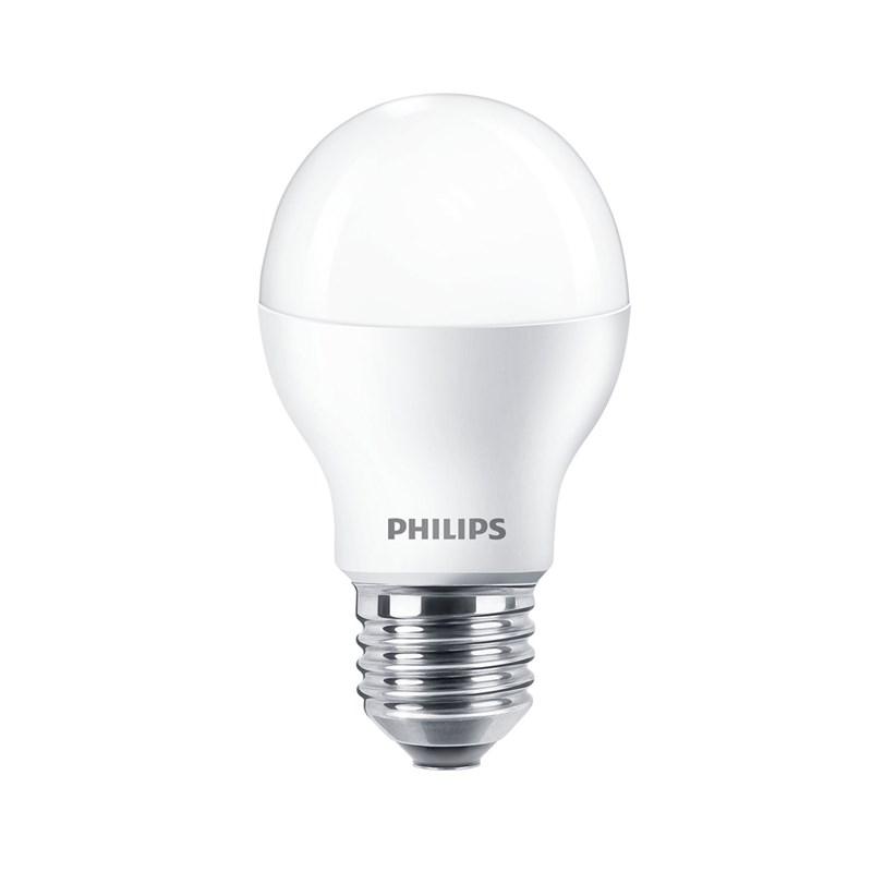 Lâmpada LED Bulbo 8W Luz Branca Bivolt Philips