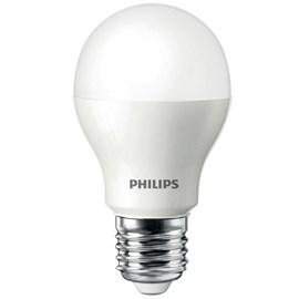 Lâmpada LED Bulbo 8W Luz Branco Quente Bivolt Philips