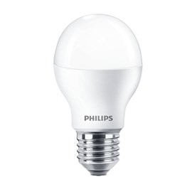Lâmpada LED Bulbo 9,5W Luz Branca Fria Bivolt Philips