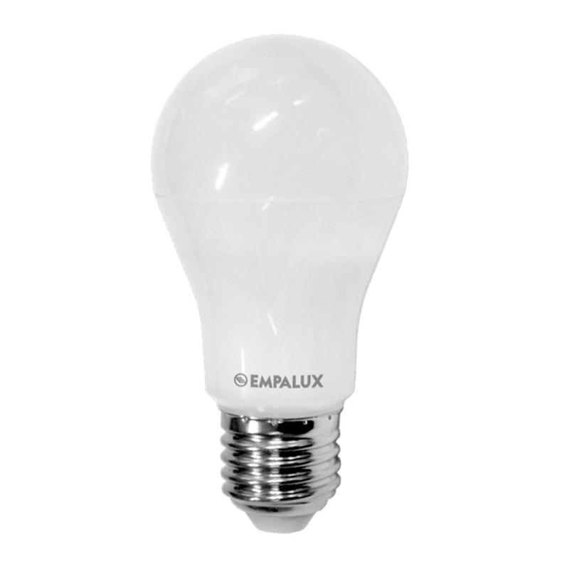 Lâmpada LED Bulbo 9W Luz Branco Frio Bivolt Empalux