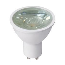 Lâmpada LED Dicróica 8W Dimerizável Luz Amarela 127V Luminatti